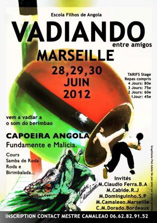 Vadiando Marseille 2012