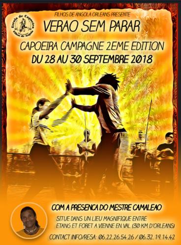 capoeira campagne