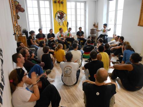 filhos de angola,mestre camaléao,orléans,capoeira