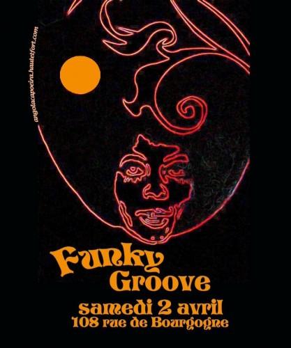 funky groove,n'angola capoeira,le cent huit,108,orléans,sortir à orléans