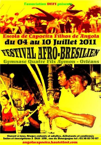 asso DEFI,festival afro-brésilien